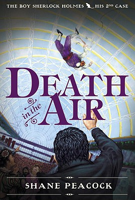 Death in the Air By Peacock, Shane